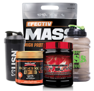 Well Fit Mass Gainer Extra Value Bundle