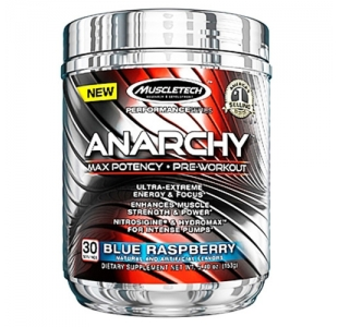 MuscleTech Anarchy™ Max Potency Pre-Workout - 200g