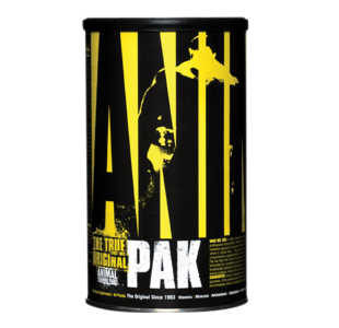 Animal Pak Daily Multivitamin for Power Athletes - 44 Packs
