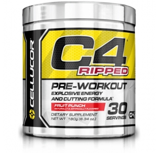 Cellucor C4 Ripped Pre-Workout - 180g