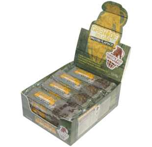 Grenade Reload Protein Flapjacks - Box of 12 x 70g Bars
