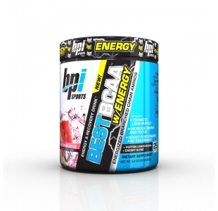 BPI Sports Best BCAA™ with Energy - 300g