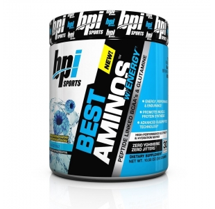 BPI Sports Best Aminos with Energy (BCAAs) - 300g