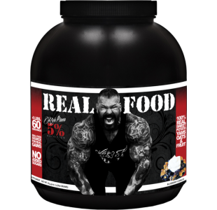 Rich Piana 5% Nutrition Real Food Carb Powder - 1.8kg