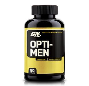 Optimum Nutrition Opti-Men Vitamins - 90 Capsules