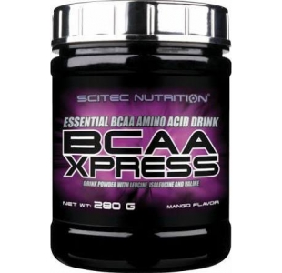 Scitec Nutrition BCAA Xpress Essential BCAA Amino Acid - 280g