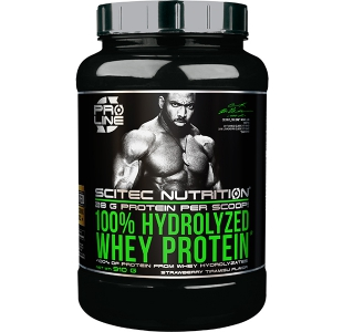 Scitec Nutrition 100% Hydrolysed Whey Protein Professional - 910g