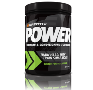 Efectiv Power Strength & Conditioning Formula with Creatine - 330g