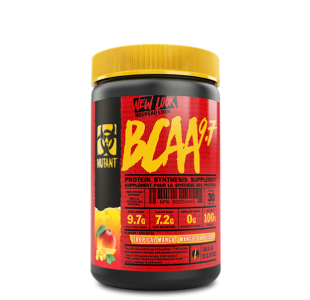 Mutant BCAA 9.7g Amino Acids with Electrolytes - 348g