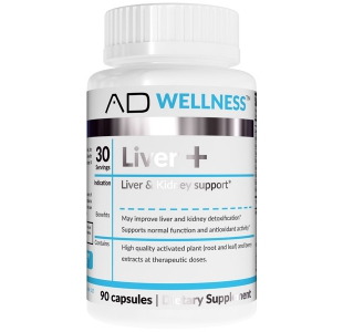 Project AD Liver+™ Liver Detox - 90 Capsules | CONTACT US FOR PRICES