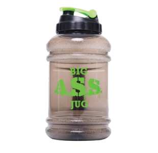 Warrior Project Big A.S.S. Jug Water / Protein Shaker Bottle - 2.7L