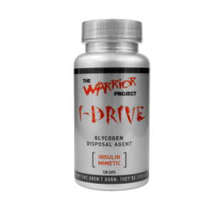 Warrior Project I-Drive GPA and SARMs - 120 Capsules