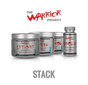 Warrior Project LFT–SHT, Varicose, Endure & Diced Bundle